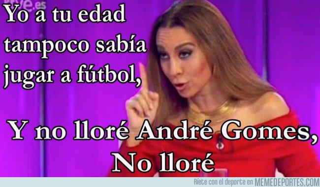 1025820 - Y no lloré André Gomes