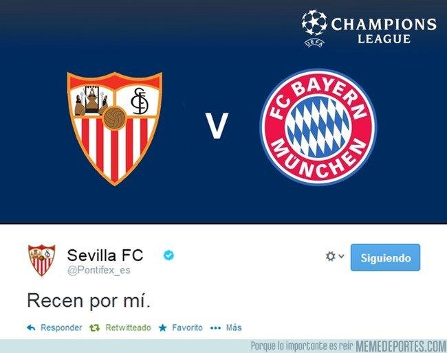 1025909 - El Sevilla de cara al Bayern