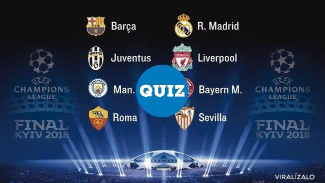 1025923 - ENCUESTA: ¿Quién pasará a las semifinales de la Champions League 2017/2018?