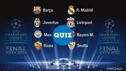 Enlace a ENCUESTA: ¿Quién pasará a las semifinales de la Champions League 2017/2018?