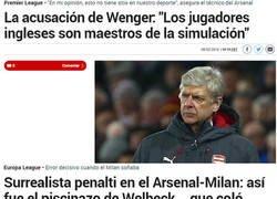 Enlace a Wenger lo dijo muy claro