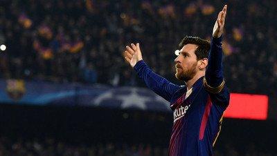 1025964 - Los 5 mejores goles de Leo Messi en la Champions League