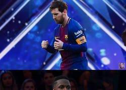 Enlace a Llegó el juez de Messi