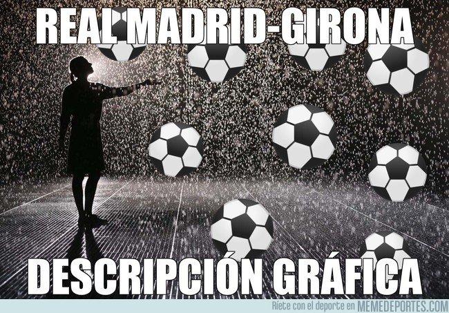 1026200 - Lluvia de goles en el Madrid-Girona