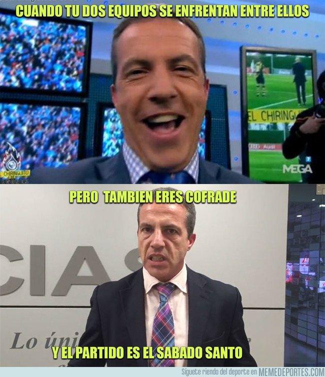1026272 - El gran dilema de Cristobal Soria la semana que viene, vía @cuantocapillita