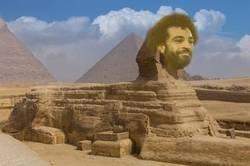 Enlace a Las esfinges de Egipto en estos momentos