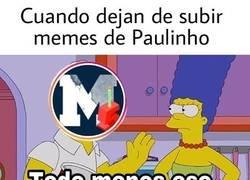 Enlace a Todo menos Paulinho, Memedeportes, todo menos él