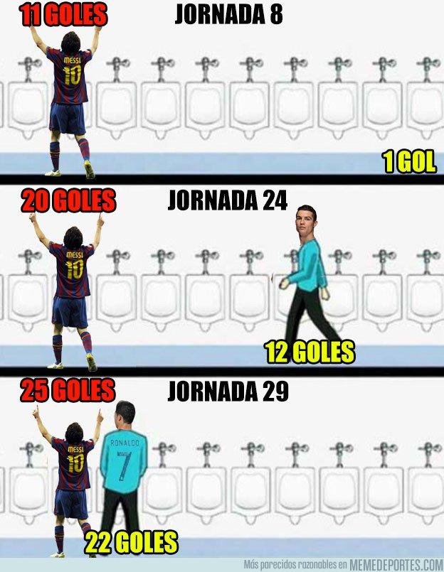 1026383 - Messi huele ya el aliento de Cristiano