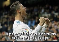 Enlace a Cristiano y Messi tienen 2 formas distintas de interpretar lo que es meter goles