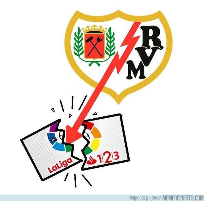 1026445 - El Rayo lo está empezando a petar en La Liga 123
