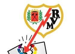 Enlace a El Rayo lo está empezando a petar en La Liga 123