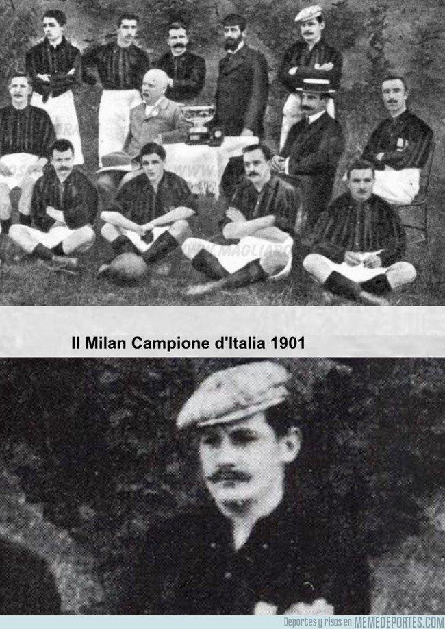 1026506 - Hoy, en viajeros en el tiempo, cuando Iker Casillas ganó un título con el Milan en 1901