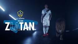 Enlace a Así de épico han presentado a Zlatan en Los Angeles