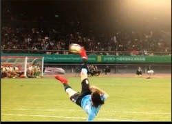 Enlace a Golazo de Cavani en la China Cup