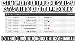 Enlace a En México no se complican con los nombres de sus equipos