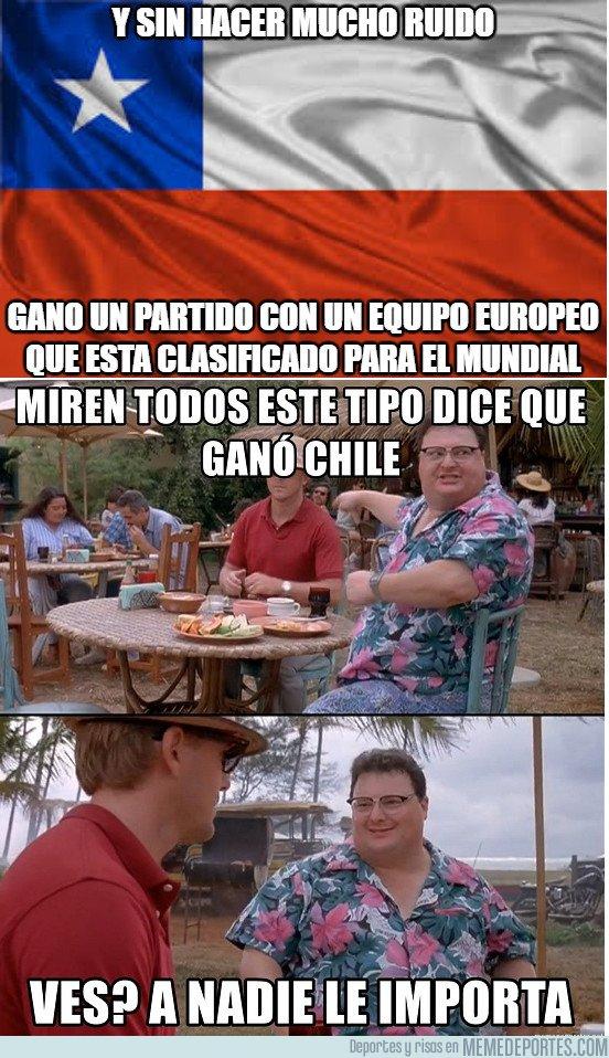 1026814 - A nadie le importa Chile