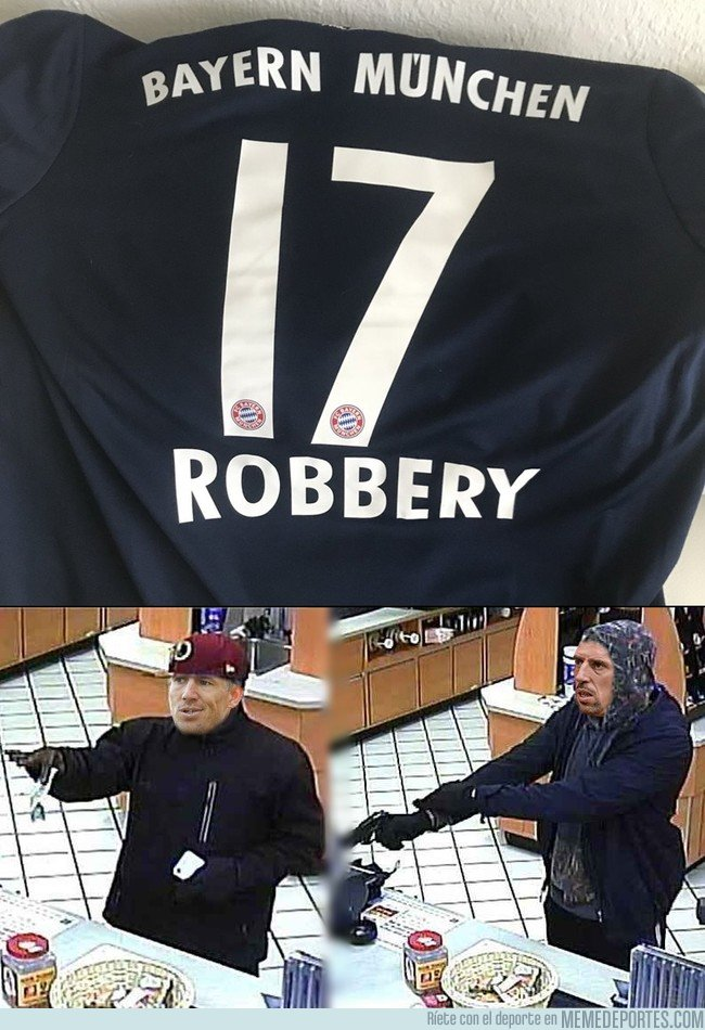 1026980 - Robbery, así lo veo
