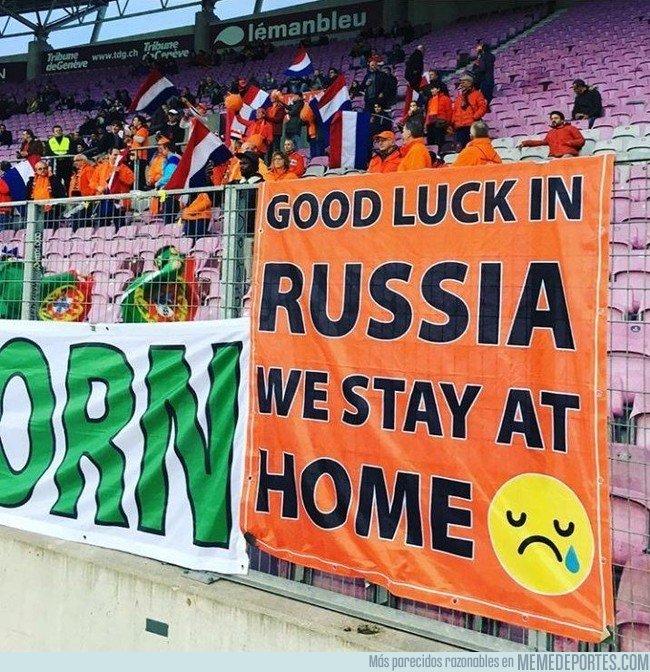 1027020 - El buen perder de los holandeses frente a Portugal