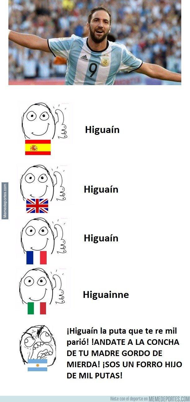 1027139 - Higuain por el mundo
