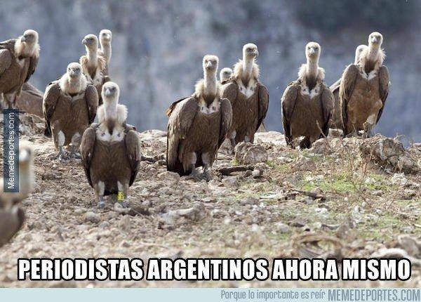 1027203 - Hay banquete en los platós argentinos