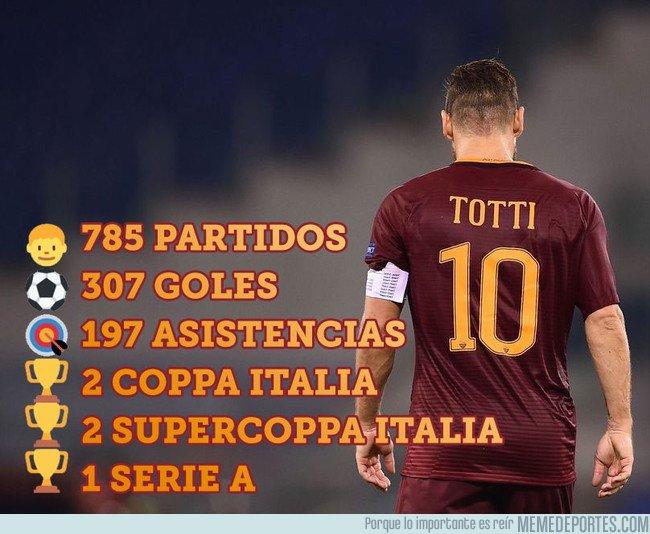 1027288 - Hoy hace 25 años, Totti debutaba con la Roma