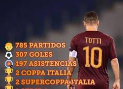 Enlace a Hoy hace 25 años, Totti debutaba con la Roma