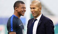 Enlace a Mbappé anota y recuerda a Zidane, pero 15 años más joven comparando los goles