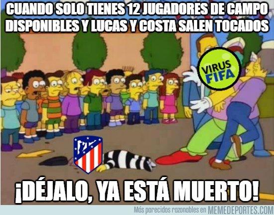 1027337 - El virus FIFA se ha cebado con el Atlético