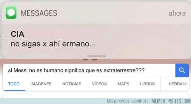 1027373 - Messi no es humano