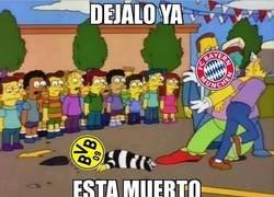 Enlace a Tremenda paliza del Bayern al Dortmund