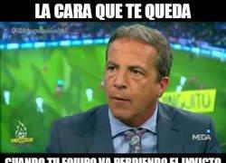 Enlace a Cristóbal Soria está preocupado por su equipo