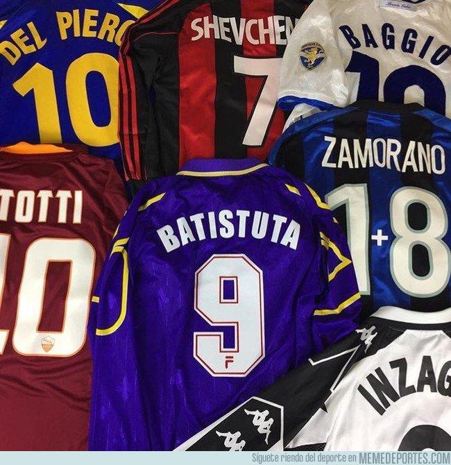 1027658 - Quién no recuerda el fútbol de los 90 con mucha nostalgia