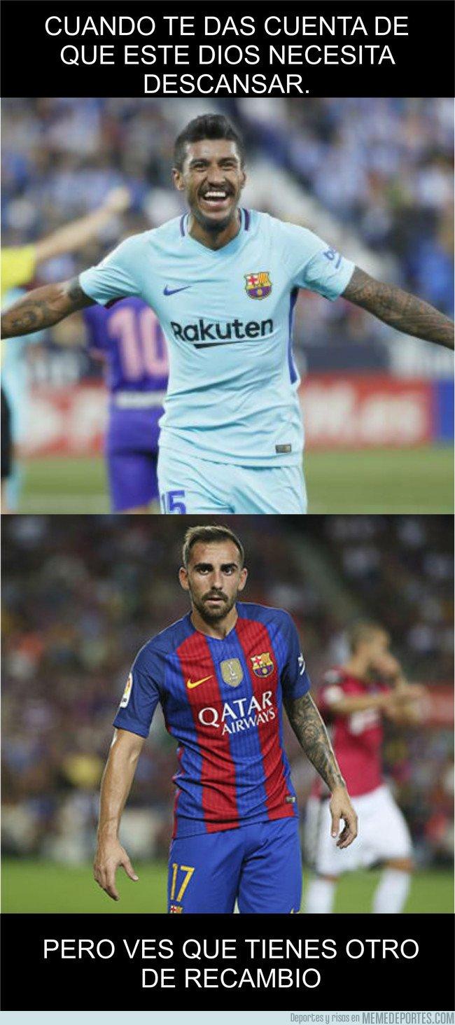 1027660 - Fue entrar Alcácer y las cosas empezaron a ir bien para el Barça