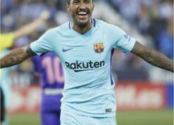 Enlace a Fue entrar Alcácer y las cosas empezaron a ir bien para el Barça