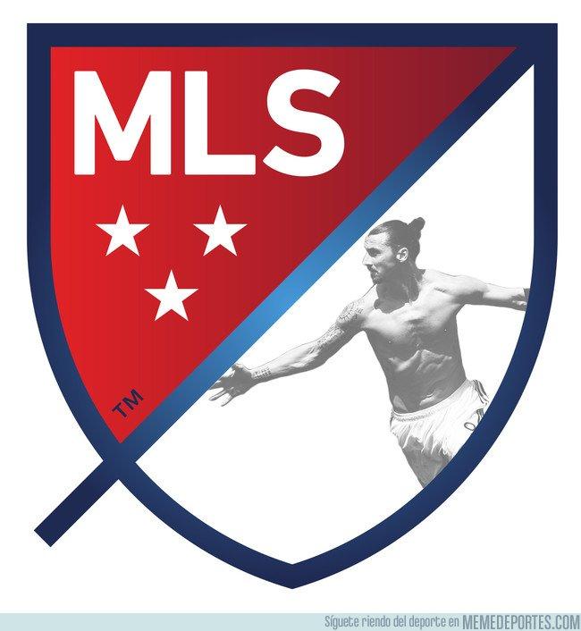 1027714 - La MLS actualiza logo