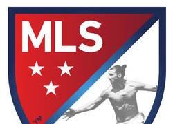 Enlace a La MLS actualiza logo