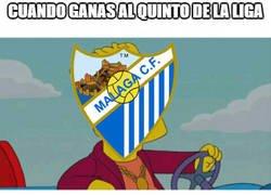 Enlace a Todo es felicidad en el Málaga hasta que te das cuenta...