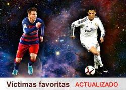 Enlace a Estas son las víctimas preferidas por Cristiano y por Messi [ACTUALIZADO]