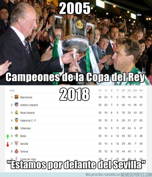 1027911 - Los últimos títulos del Betis