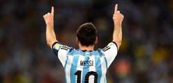 Enlace a La anécdota de cuando Argentina retiró el dorsal nº10. Hoy Messi no podría llevarlo