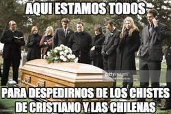 Enlace a Chilenaldo se terminó
