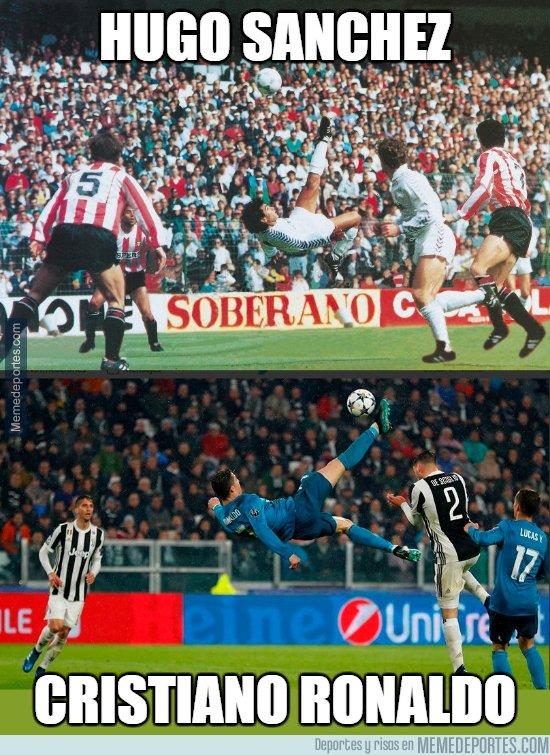 1028048 - Las dos mejores chilenas en la historia del Real Madrid