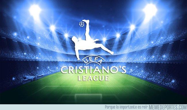 1028102 - Éste sí es el nuevo logo de la Champions League