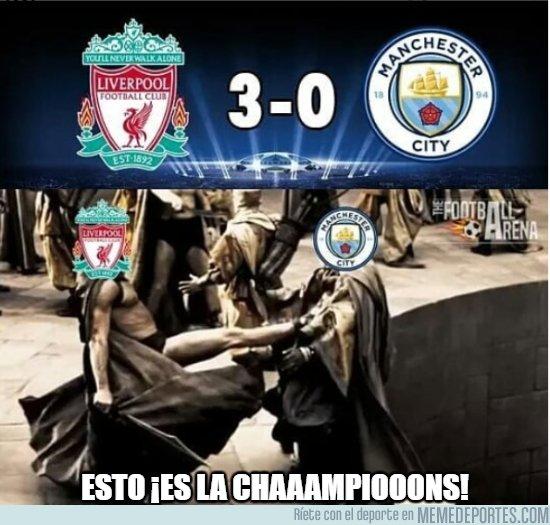 1028384 - El Liverpool recurre a su historia en Champions League