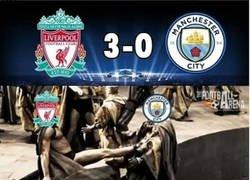 Enlace a El Liverpool recurre a su historia en Champions League