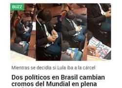 Enlace a Situaciones random que suceden en el congreso de Brasil