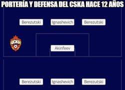 Enlace a Los veteranos del CSKA