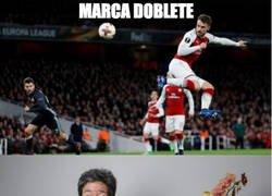 Enlace a Ramsey lo ha vuelto a hacer, y como hizo doblete, hay 2 afectados :(