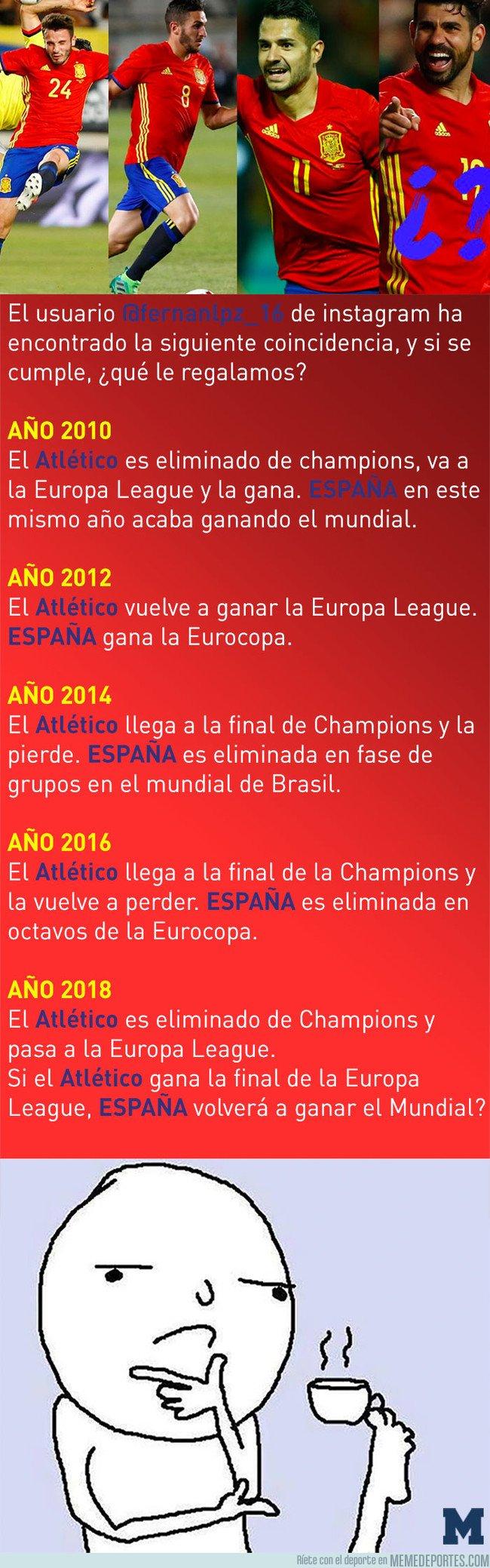 1028624 - La relación entre el Atlético de Europa y la selección española, vía @fernanlpz_16
