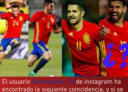 Enlace a La relación entre el Atlético de Europa y la selección española, vía @fernanlpz_16